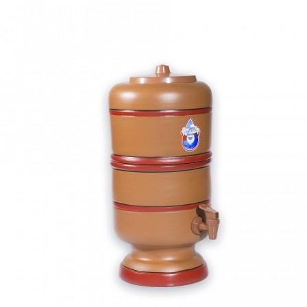 Filtro de Barro Natália 9 Litros - Tradicional