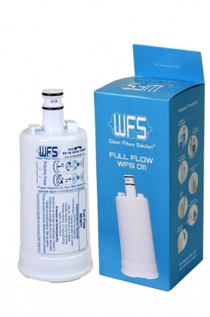 Filtro Refil Full Flow para Purificador de Água Esmaltec ACQUA7 - Compatível