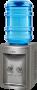 Bebedouro de Garrafão Compact Prata IBBL