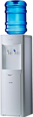 Bebedouro de Água para Garrafão GFN2000 Branco IBBL