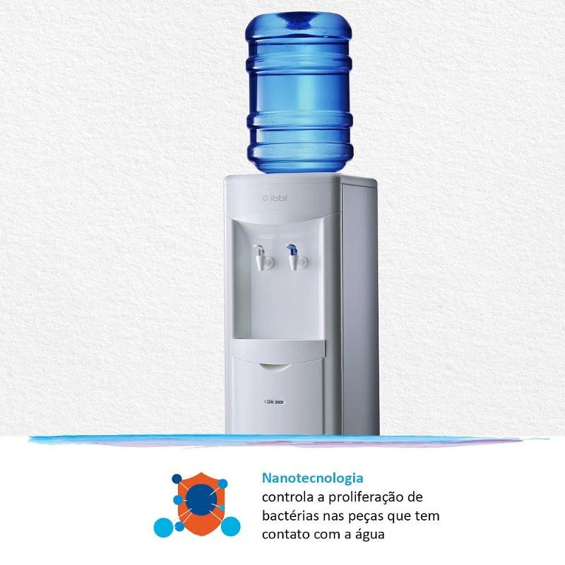 Bebedouro de Garrafão GFN2000 Branco IBBL