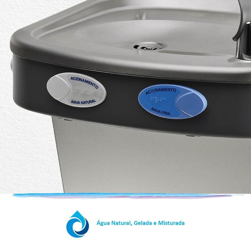 Bebedouro de Água  Pressão PDF100 IBBL