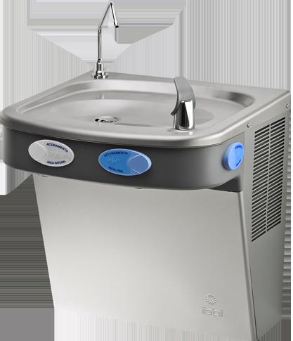 Bebedouro de Água  Pressão PDF 300 - 2 Torneiras IBBL