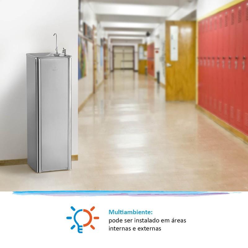 Purificador de Água Pressão Puripress 40 IBBL
