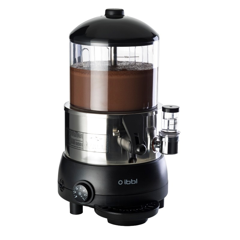 Chocolateira HD5 IBBL - Hot Dispenser Preto