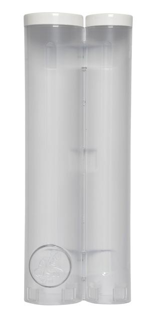 Dispenser Suporte Porta Copos Combinado para Água e Café