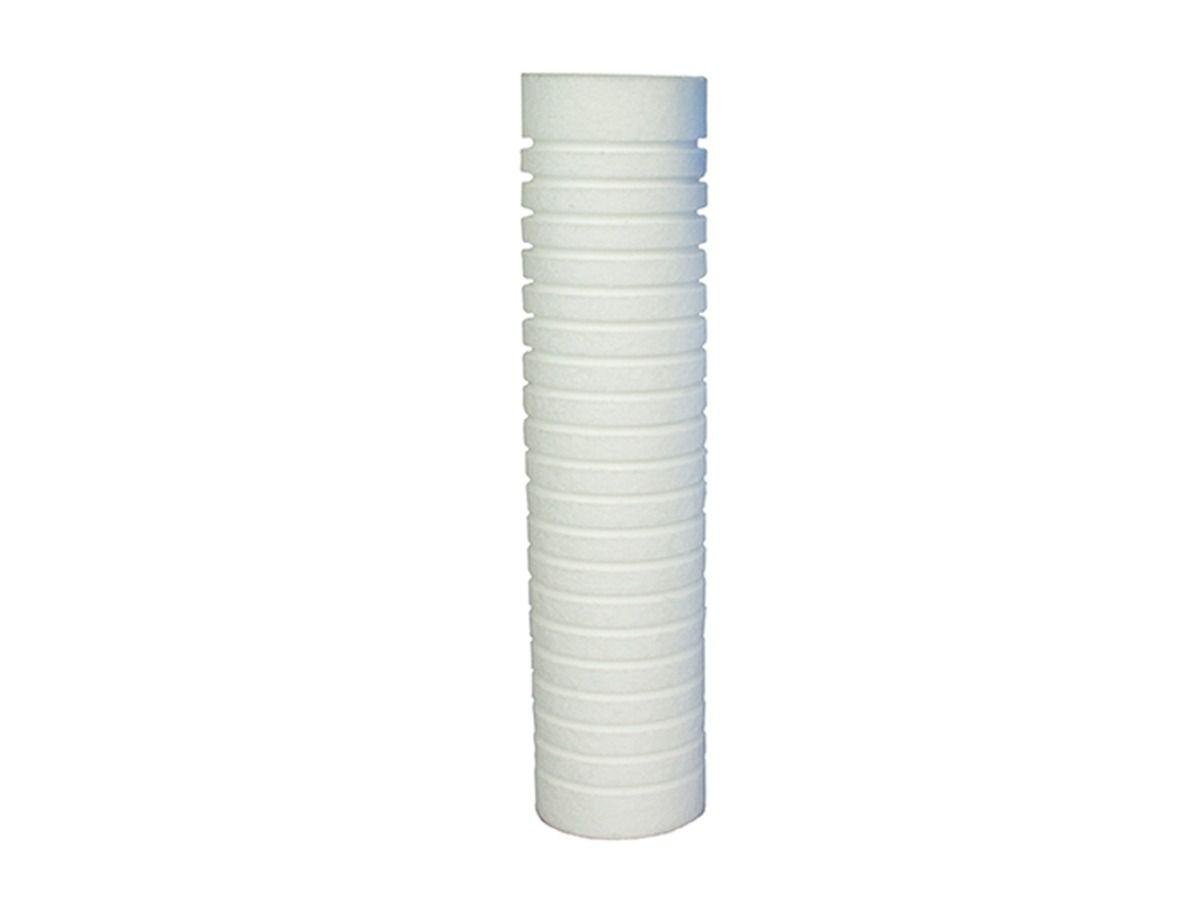 Filtro de Água para Caixa Cavalete Ponto de Entrada 9´´ Branco