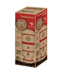 Filtro de Barro São João 6 Litros Tradicional