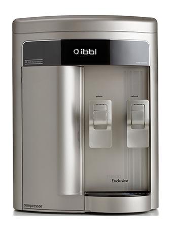 Purificador de Água FR600 Exclusive Prata IBBL