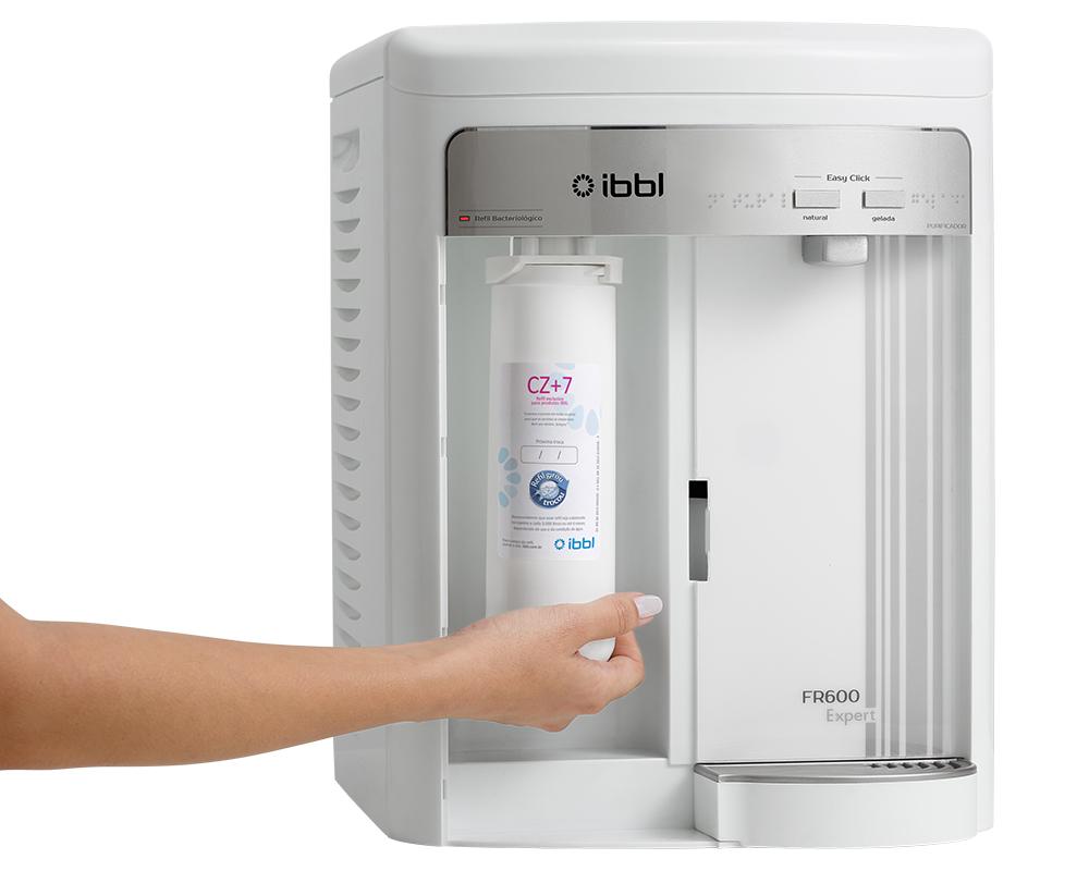 Purificador de Água FR600 Expert Branco IBBL
