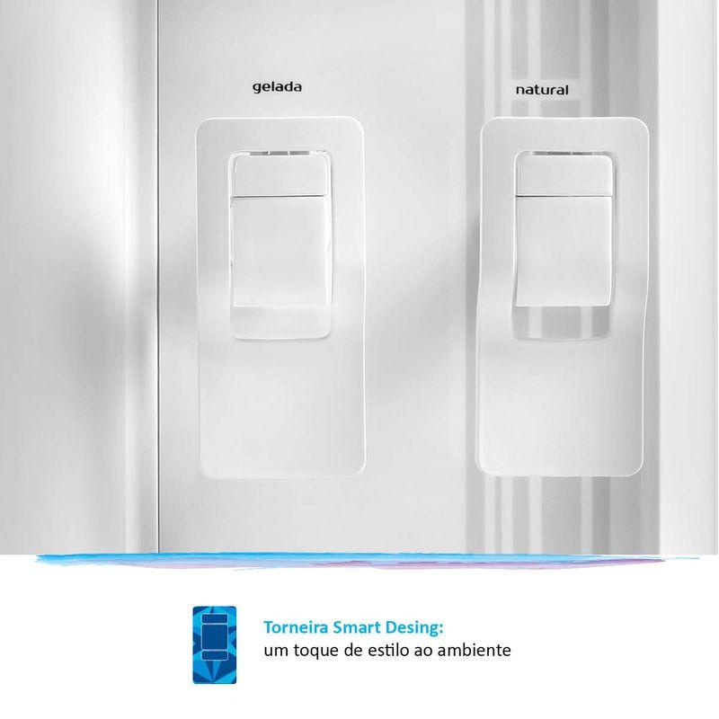 Purificador de Água FR600 Exclusive Branco IBBL
