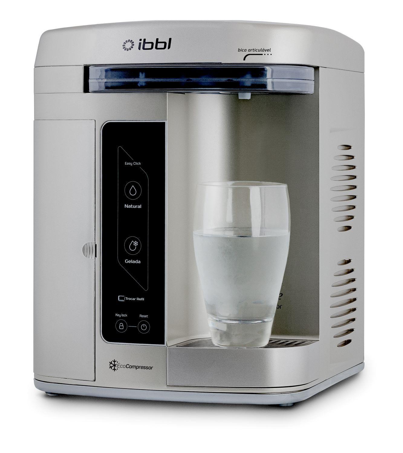Purificador de Água Innovare Prata IBBL