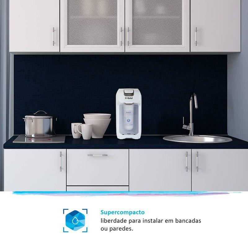 Purificador de Água VIVÁX IBBL Branco