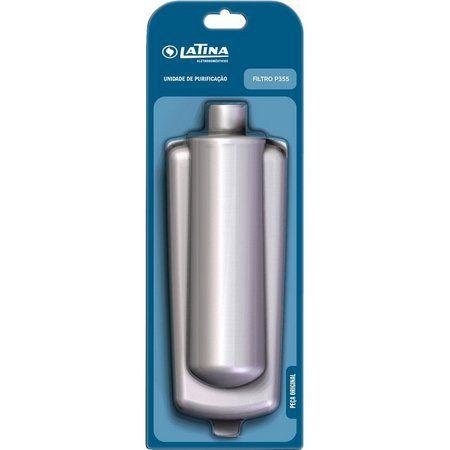 Refil Filtro Latina Original P355 - Kit 4 Peças