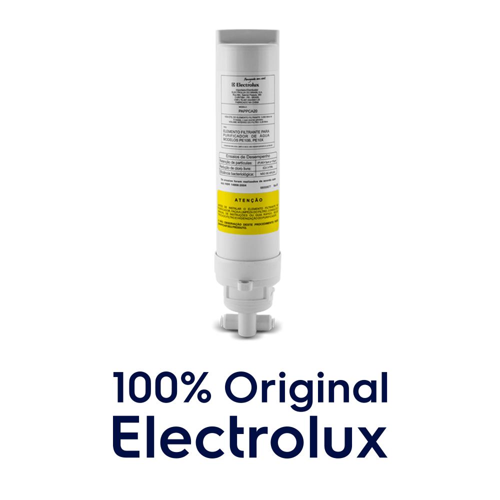 Filtro/Refil de Água para Purificador Electrolux Pe - Pe10B, Pe10X