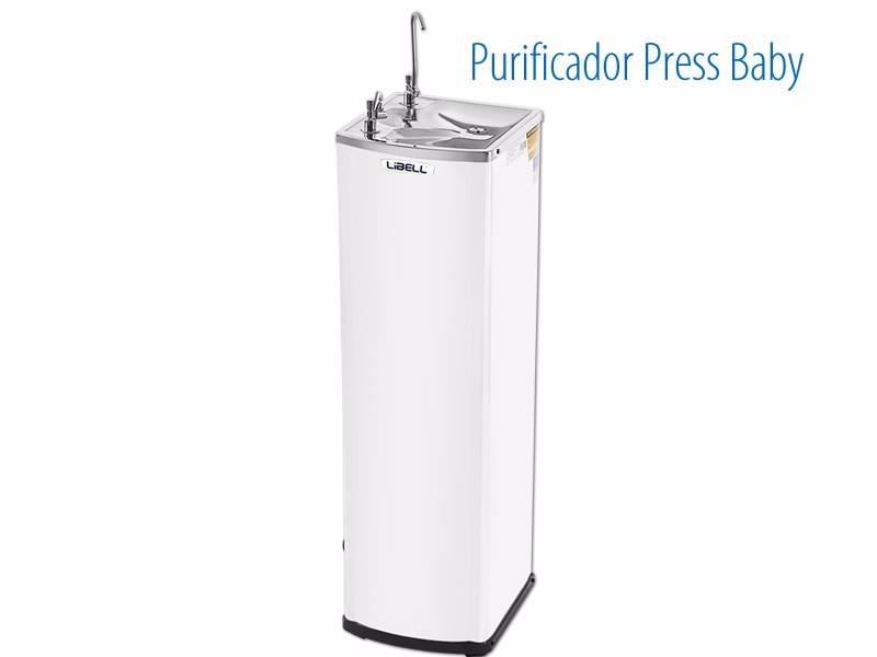 Filtro Refil Para Purificador Libell Flex Compatível - Kit 3 Peças + Frete Grátis