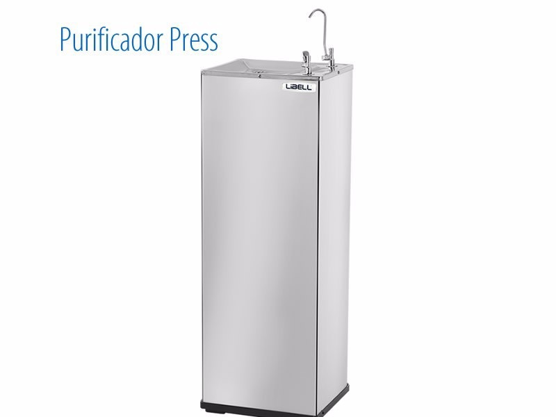 Filtro Refil Purificador de Água Libell Flex Original Kit 3 Peças