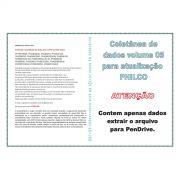 COLETÂNEA DE DADOS VOLUME 5 PARA ATUALIZAÇÃO PHILCO