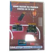 COMO TESTAR NA PRÁTICA FONTES DE TV LCD