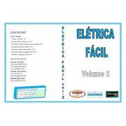 INSTALAÇÕES ELÉTRICAS EM VÍDEO AULA - ELÉTRICA FÁCIL - VOLUME 2 - DVEF02