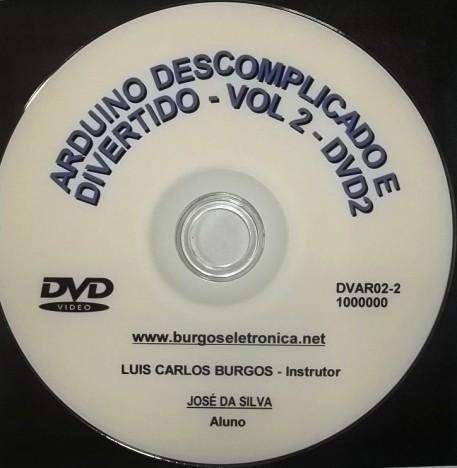 ARDUINO DESCOMPLICADO E DIVERTIDO EM VÍDEO AULA COM KIT DIDÁTICO - DVAR0102