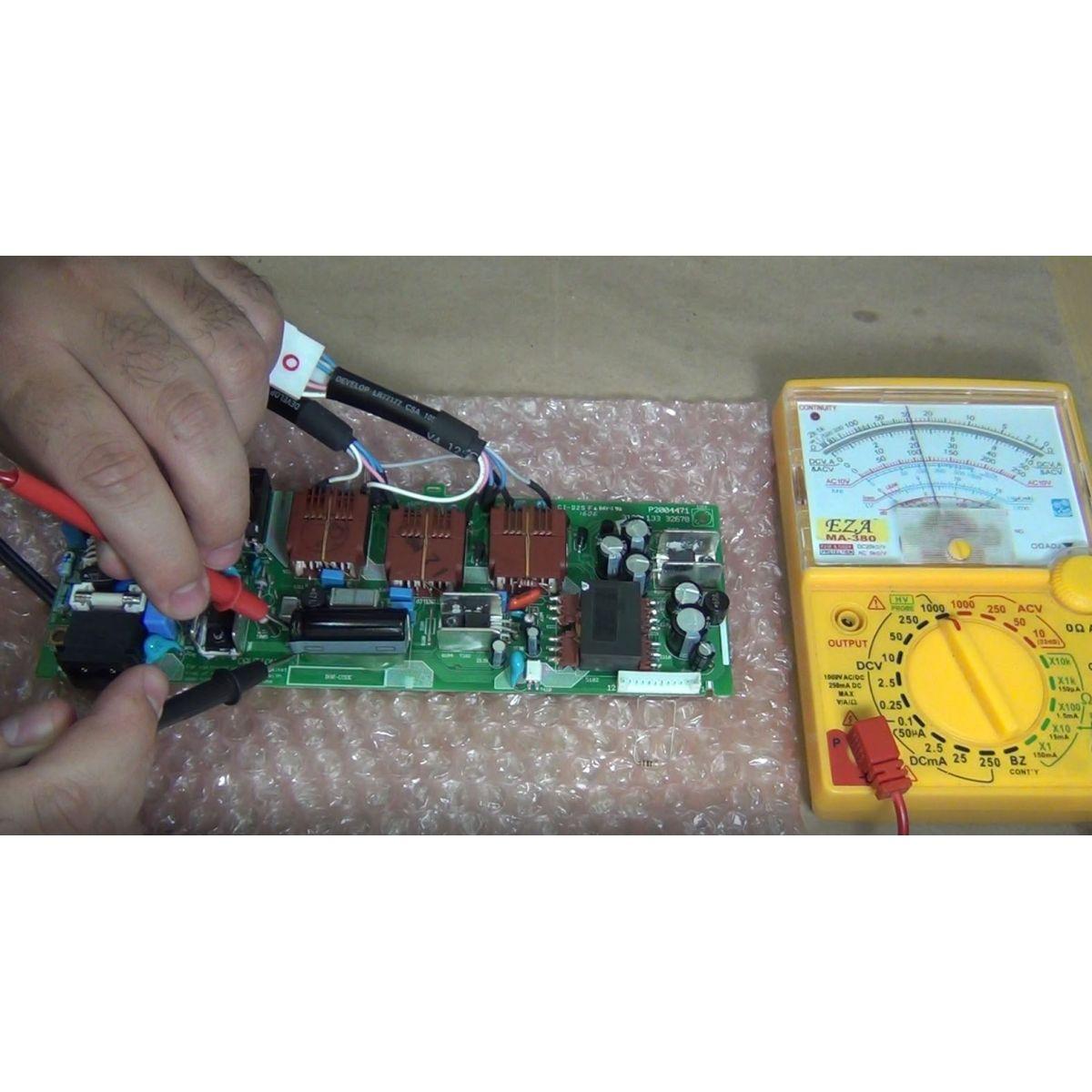 CURSO POR DOWNLOAD - CONSERTO EM FONTE DE TV LCD EM VÍDEO AULA - DLFP01