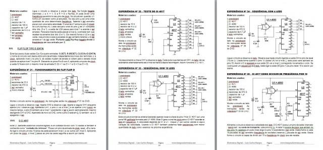 E-BOOK ELETRÔNICA DIGITAL DESCOMPLICADA E DIVERTIDA - Ref EB003