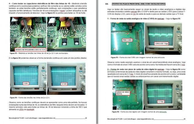 E-BOOK MANUTENÇÃO EM TELEVISORES LED - Ref EB001