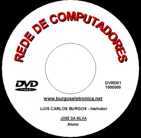 REDE DE COMPUTADORES EM VÍDEO AULA - DVRD01