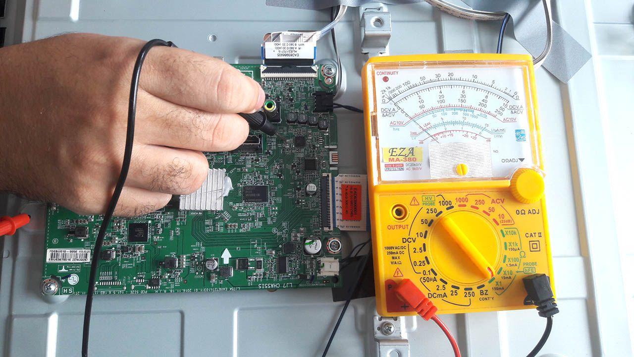 TV LG LED SMART - VÍDEO AULAS EM DVDs STANDARD (720X480) – DVST02