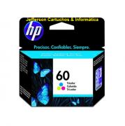Cartucho HP 60 CC643WB Colorido Original 6,5ml