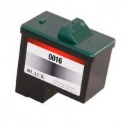Cartucho de Tinta Lexmark 16 10N0016 Preto | Z645 Z647 X1270 X1185 Z513 X1195 | Compatível 15ml
