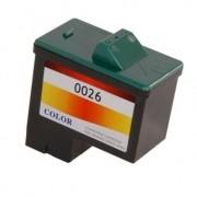 Cartucho de Tinta Lexmark 26 10N0026 Colorido | Z35 Z25 Z23 Z33 Z13 X75 | Compatível 9ml