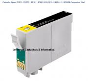 Cartucho Epson T1971 - PRETO - Compatível 15ml