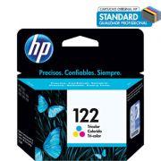 Cartucho HP 122 colorido CH562HB HP CX 1 UN