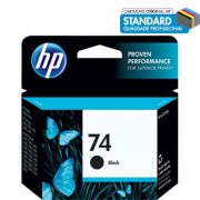 Cartucho HP 74 preto CB335WB HP CX 1 UN