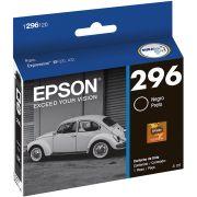 Cartucho Epson - 296 preto T296120BR Epson CX 1 UN