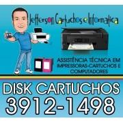 Recarga de Cartucho Rubião - Rua Rubião Júnior - Centro, São José dos Campos - SP Entrega Grátis (12)3912-1498 Watts (12) 98854-4886