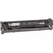 Toner Remanufaturado HP 128A CE 540 Preto - HP CP1525NW CM1415 CP1525 CM1415FN CM1415FNW para 2.000 impressões