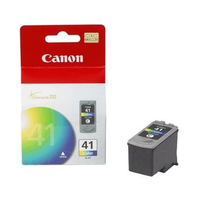 Cartucho canon cl-41 jato de tinta color 12ml