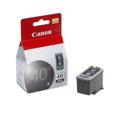 Cartucho Canon PG-40 Jato de Tinta Preto 16ml