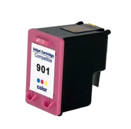 Cartucho HP 901XL CC656AB Colorido 12ml