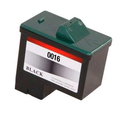 Cartucho Lexmark 16 10N0016 Preto Compatível