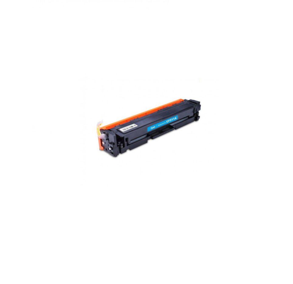 Cartucho de toner compatível. HP CF 511 A CF 531 A 0.9K  Azul