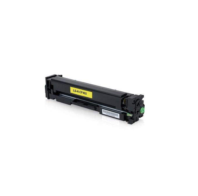 Cartucho de Toner HP CF402A | 202A Amarelo Laserjet Pro M252DW e HP Laserjet Pro M277DW