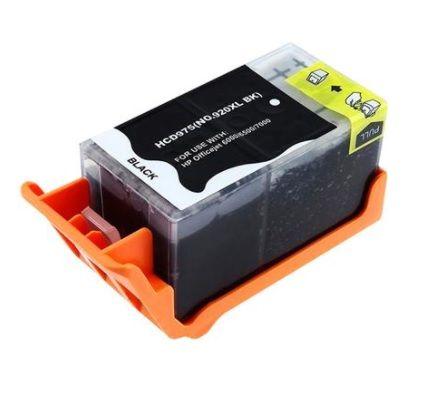 Cartucho HP 920 XL Preto Compatível - Maior Rendimento