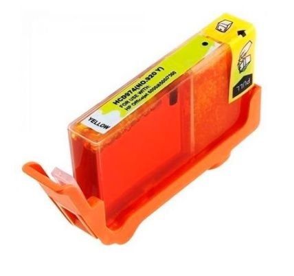 Cartucho HP 920XL amarelo Compatível