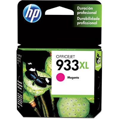 Cartucho HP 933XL magenta CN055AL HP CX 1 UN ORIGINAL