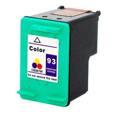 Cartucho HP 93 compatível colorido