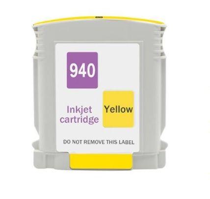 Cartucho HP 940XL Amarelo Compatível C4909a